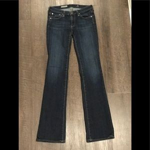 AG The Angel bootcut Jeans 26R